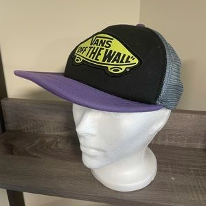 Women's Vans Trucker Style Skater Hat